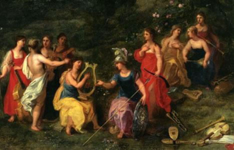 友课友课英语晨读:希腊神话中的考研词汇(9)