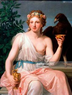 Juventus 罗马神话中的青春女神尤文图斯