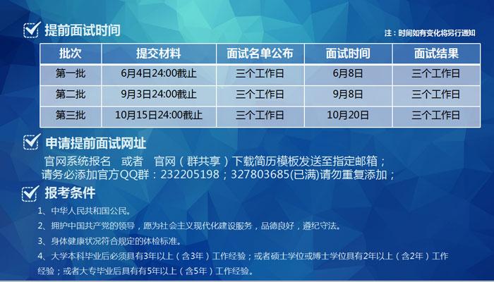 2019中国石油大学(北京)MBA提前面试申请通知