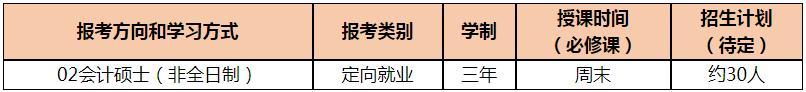 中山大学管理学院2019年MPAcc(非全日制)提前面试安排